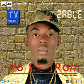 2ABLE NO BE IRON ART PIC